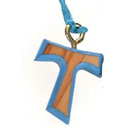 Tau Cross Pendant. 91/56.