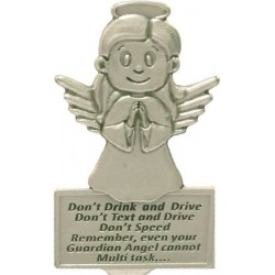 Guardian Angel Car Visor....