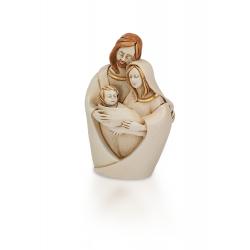 9cms Holy Family Crib. 73/4.