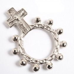 Metal One Decade Rosary...