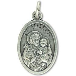St. Joseph Medal. 670/6.