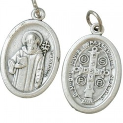 St. Benedict Medal. 672/6.