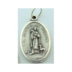 St. Martin de Porres Medal....