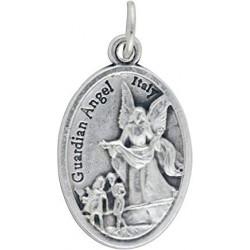 Guardian Angel Medal. 677/6.