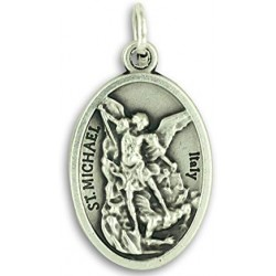 St. Michael Medal. 678/6.