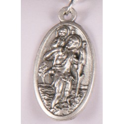 St Christopher Medal. 770/6