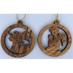 Olive Wood Angel...