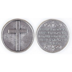 Cross in My Pocket Prayer...