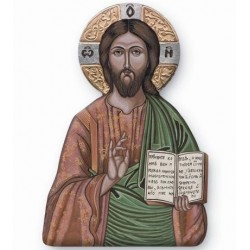 Christ Magnetic Plaque