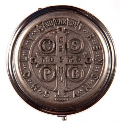 St Benedict Holy Communion Pyx