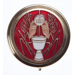 Chalice Holy Communion Pyx