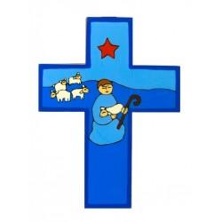 12 cm Shepherd boy cross