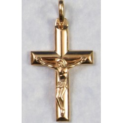 9ct Gold Crucifix