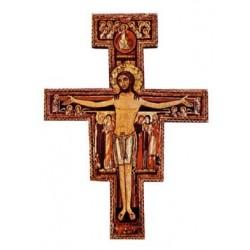 14cm Franciscan Crucifix