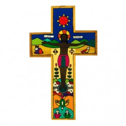 25cm New Creation Cross