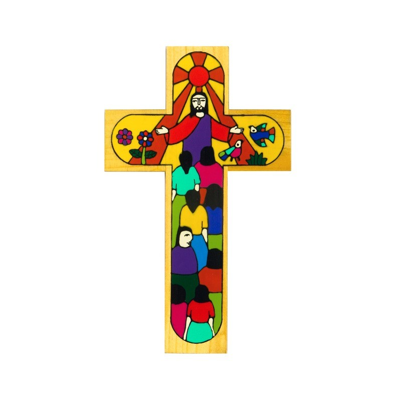 40 cm Christ of all Nations Cross