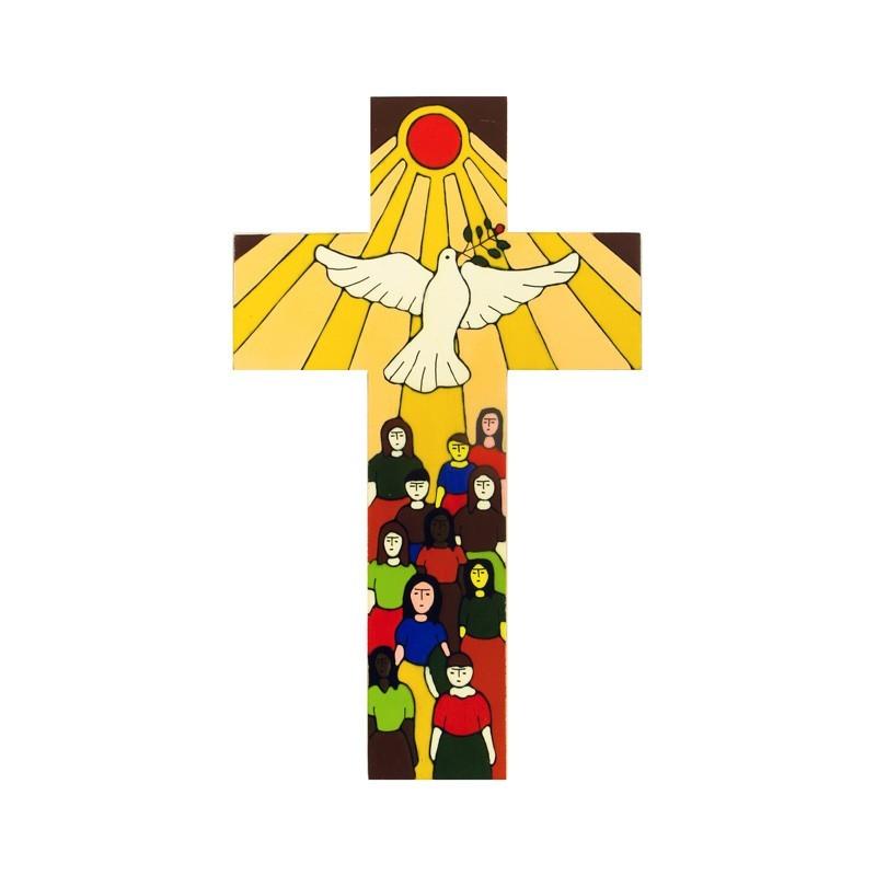 40 cm Gift of Spirit Cross