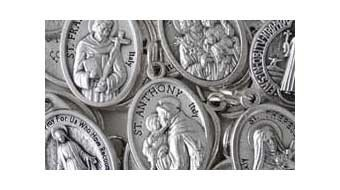 Please visit our site to view our wide range of Saints Medals