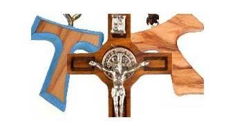 Crosses and crucifixes to wear. Cross Pendants and Crucifix Pendants