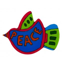 Dove of Peace Wall plaque