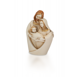 9cms Holy Family Crib. 73/4.