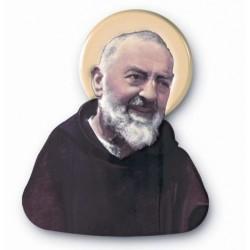 Padre Pio Magnetic Plaque