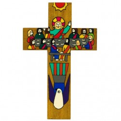 15 cm Last Supper Cross