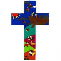 25cm Noah's Ark Cross