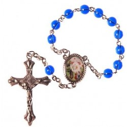 Our Lady of Knock One Decade Rosary Bead.