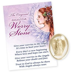 Guardian Angel  Stone to Hold and Comfort